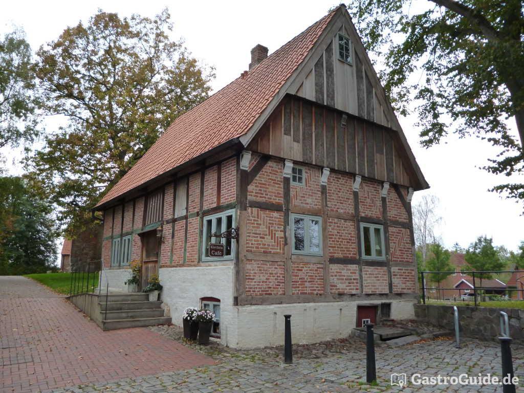 "Kirchen Café das ""Kleine Haus"" Cafe in Brügge"