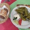 Peperoni mit Aioli entdecken (3,60€)