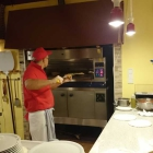 Foto zu Da Mario - Pizzeria im Tennisheim: 27.12.15: Mario in Aktion