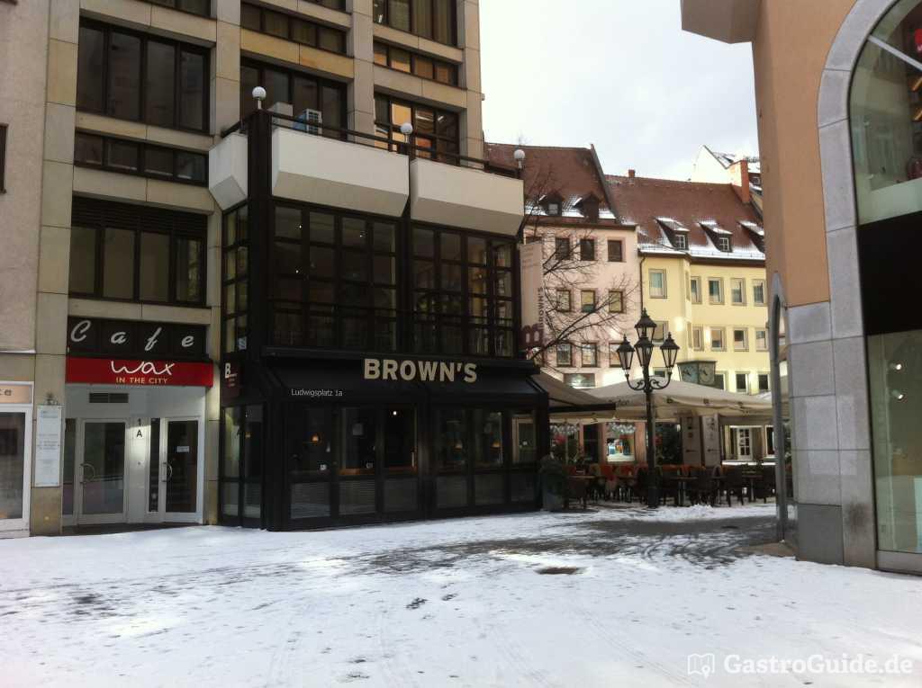 brown 39 s coffee lounge cafe in 90403 n rnberg altstadt st lorenz. Black Bedroom Furniture Sets. Home Design Ideas