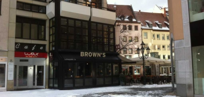Bild von Brown's Coffee Lounge