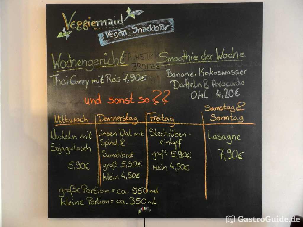 veggiemaid am damm biorestaurant bistro in 26135 oldenburg. Black Bedroom Furniture Sets. Home Design Ideas