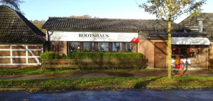 Bild von Bootshaus (Zur Außenmühle)