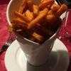 Süßkartoffelfrites