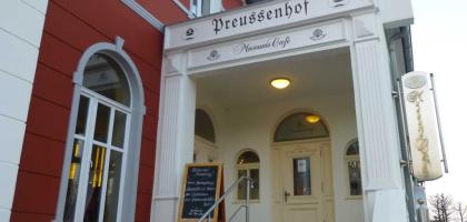 Bild von Museums Café im Strandhotel Preussenhof
