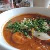 Tomaten-Tortellini-Suppe