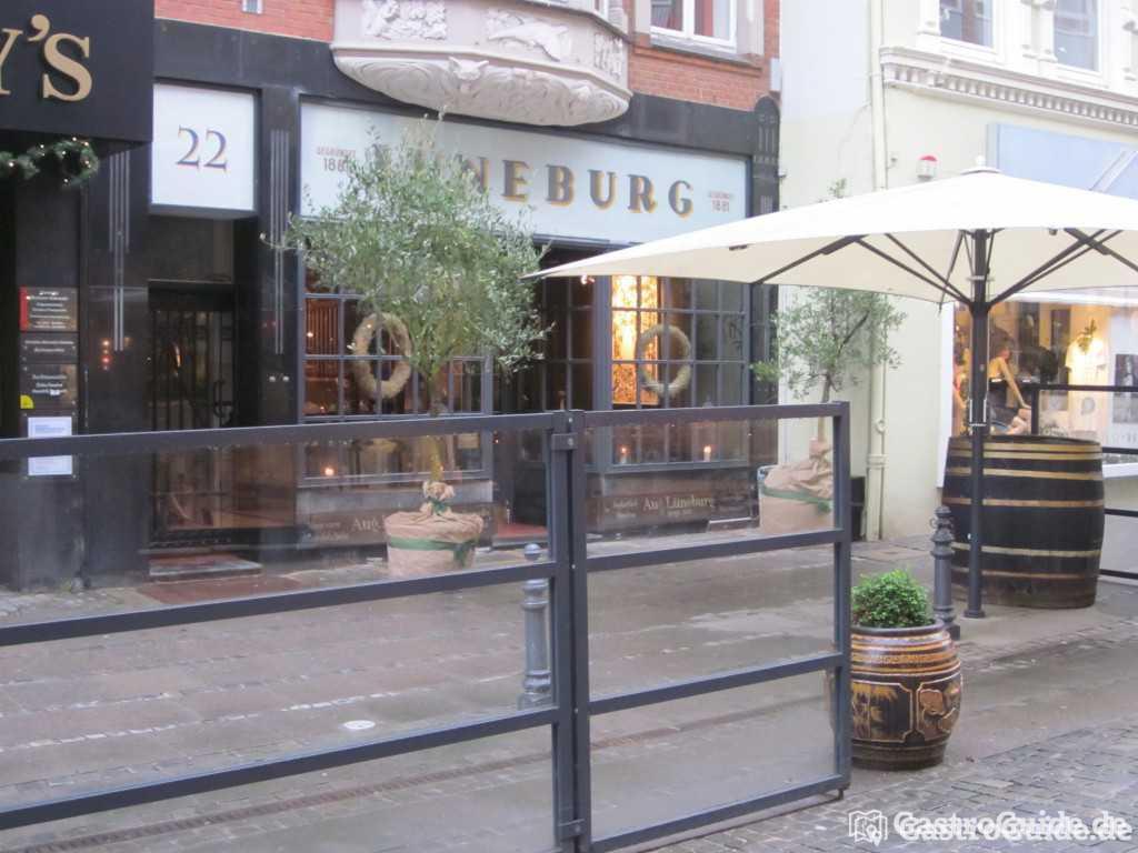Lüneburg Haus Restaurant Bistro Hotel Catering in