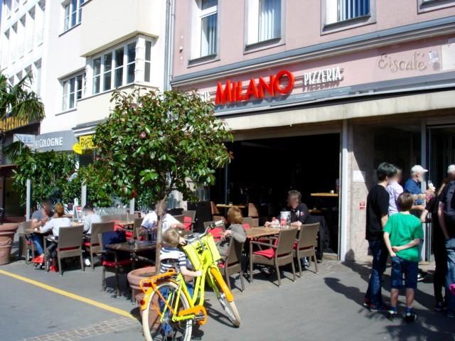 milano restaurant in 53721 siegburg. Black Bedroom Furniture Sets. Home Design Ideas