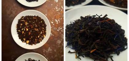 Fotoalbum: It's tea o'clock ���