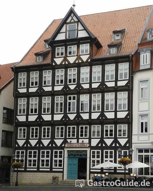 Stadtschänke Bistro, Bar, Biergarten in 31134 Hildesheim