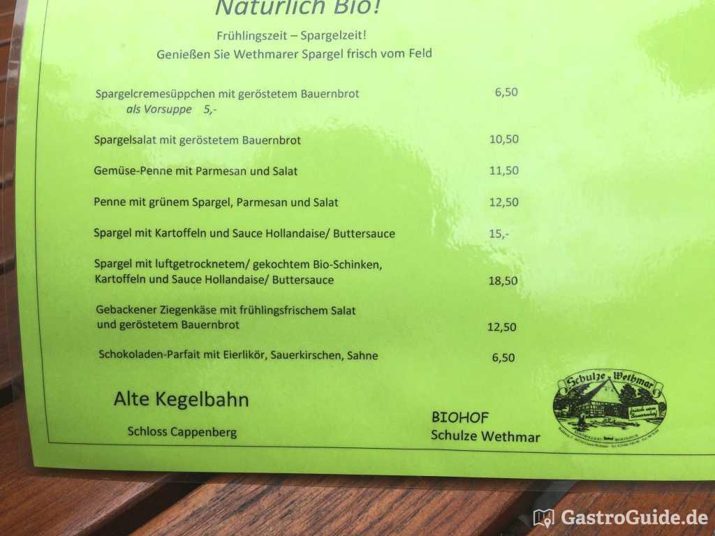 Schloss Cappenberg Cafe