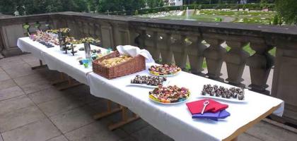 Fotoalbum: Catering für Hochzeit