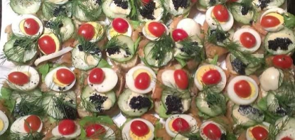 Fingerfoodservice lieferdienst catering in 70186 for Canape user manual pdf