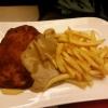 Schnitzel Pfefferrahm