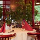 Foto zu Arve im Arvena Hotel Nürnberg: Arvena Garden Restaurant