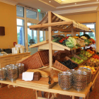 Foto zu Panoramarestaurant · Balmer See: