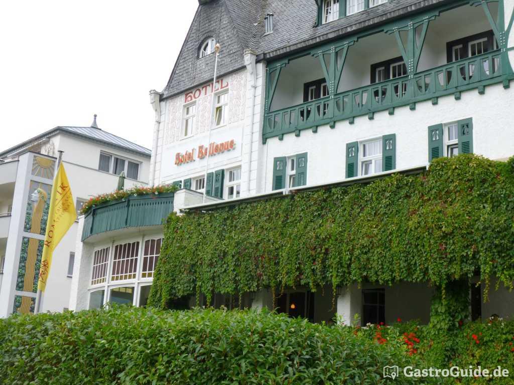 Hotel Bellevue Traben Trarbach Restaurant