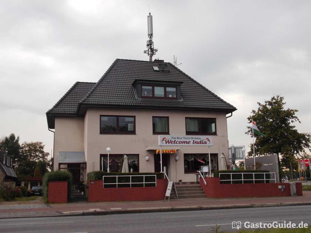 welcome india restaurant restaurant in 22453 hamburg. Black Bedroom Furniture Sets. Home Design Ideas