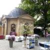 Gartenpavillon / Getränkeversorgung