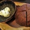 Blutwurstbrot, Butter
