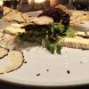 Käse - Brie de Meaux / Rotweinschalotten / Wiesenkräuter