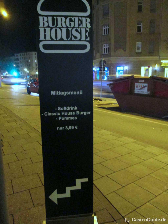 burger house munich sendling restaurant schnellrestaurant in 81379 m nchen sendling. Black Bedroom Furniture Sets. Home Design Ideas