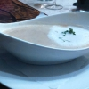 Gutshof Ziegelhütte - Maronen-Creme-Suppe