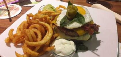 Fotoalbum: Ionis-Burgermeister
