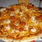 Foto zu Trattoria Saro: Pizza GAMBERI Gebratene