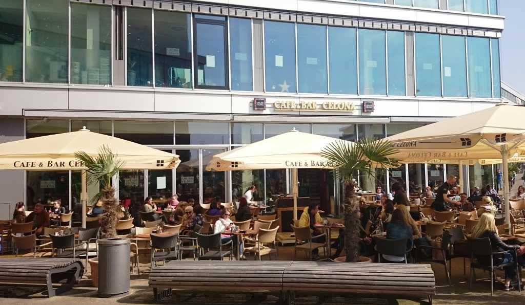 Cafe Und Bar Celona Saarbrücken