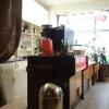 Blick zur Theke / Küche