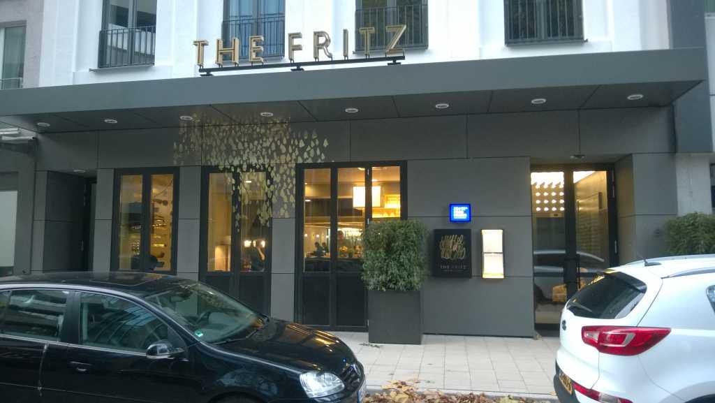 fritz s frau franzi the fritz restaurant in 40215 d sseldorf friedrichstadt. Black Bedroom Furniture Sets. Home Design Ideas