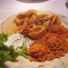 Foto zu Restaurant und Heimservice Akropolis: Scampis & Kalamaria gegrillt