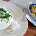 Foto zu Zum Roten Ochsen: Weißer Käs. Mit Bratkartoffeln.