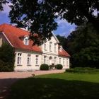Foto zu Amtshaus Café · Dorfpark Falkenburg: