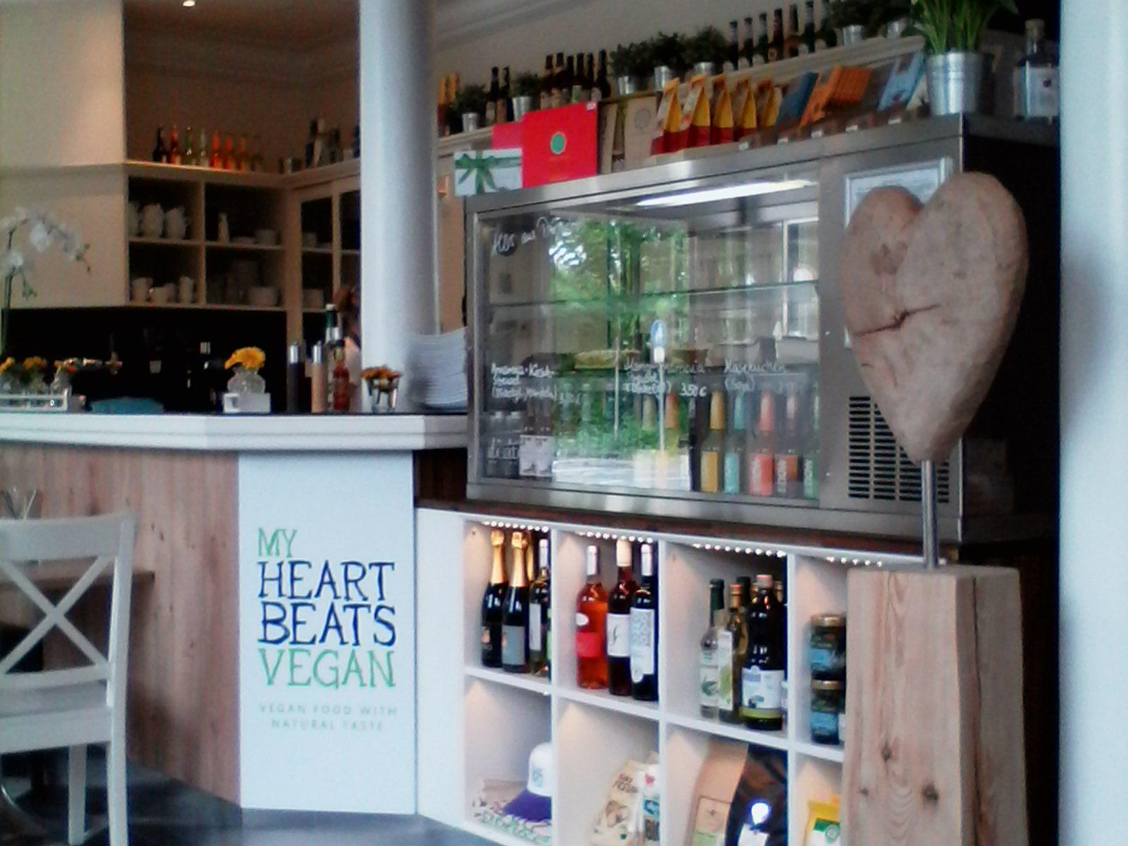my heart beats vegan restaurant bar veganes restaurant in 68159 mannheim innenstadt jungbusch. Black Bedroom Furniture Sets. Home Design Ideas