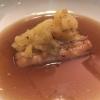 Aal / Kohlekartoffel / Sauerkrautjus