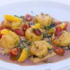 Foto zu Simply Food Restaurant: Hausgemachte Ravioli