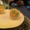 Apero: Tortelett mit Kimchi