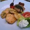 Fisch-Grill-Teller