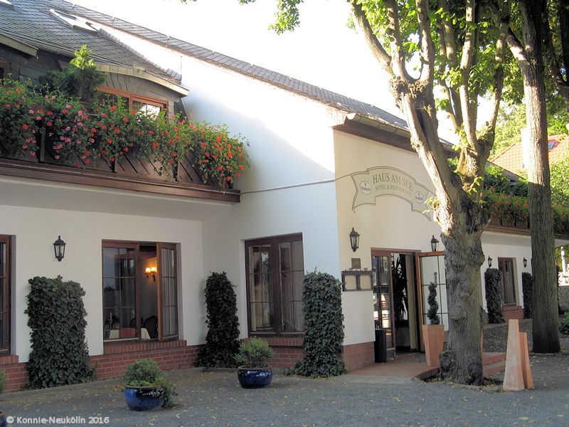 hotel restaurant haus am see restaurant in 14548 schwielowsee. Black Bedroom Furniture Sets. Home Design Ideas