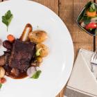 Foto zu Eine gute Zeit - Das kleine Restaurant: Unsere Abendkarte