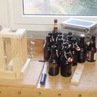 Foto zu Dellmann's Bräu: Flaschenparade