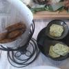 Ofenkartoffel, Kräuterbutter