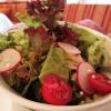 Kleiner Salatteller