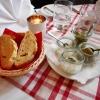 Brot, Dip, Oliven