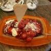 Lasagne-Eis