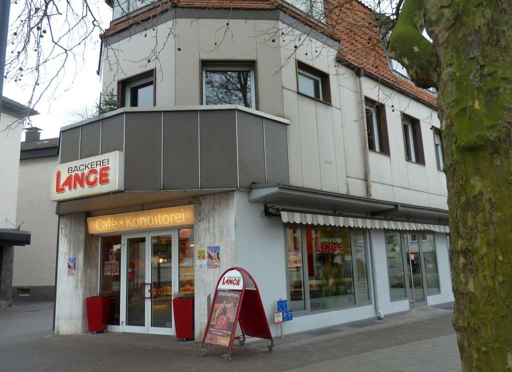 Arminiusstr  Bad Lippspringe Cafe