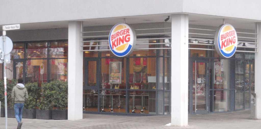 burger king schnellrestaurant in 49074 osnabr ck. Black Bedroom Furniture Sets. Home Design Ideas