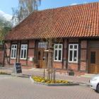 Foto zu Cafè Alte Posthalterei: Eingang von der Parkplatzseite